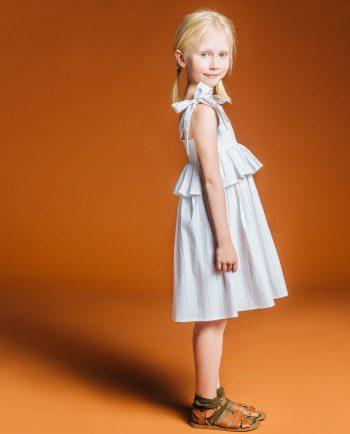 Cotton Dress Primrose Style