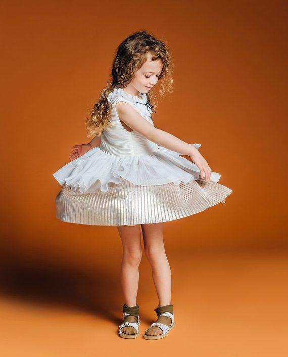 Dress Chicory Gold Style