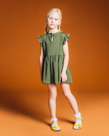 Dress Pebbles Olive Style