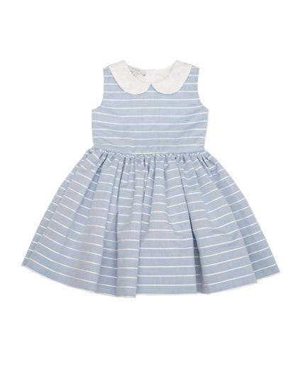 Dress Mirage with Chiffon Details