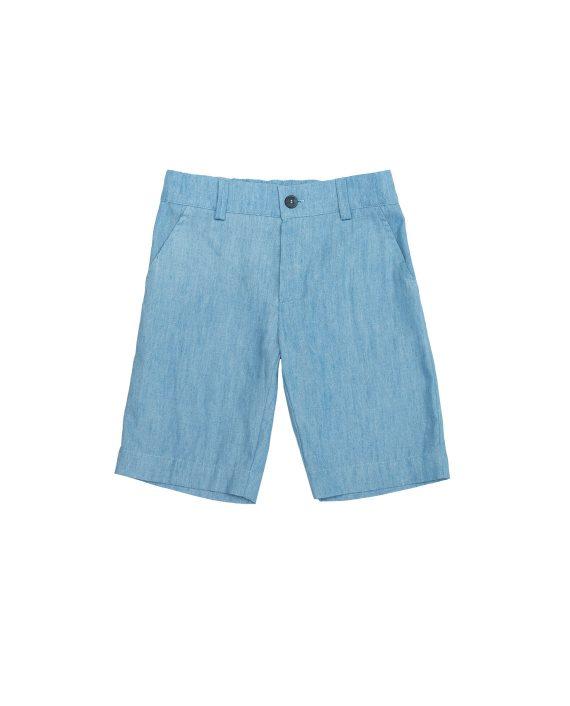 Denim Shorts Brunnea