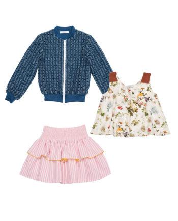 Cotton Skirt Willow