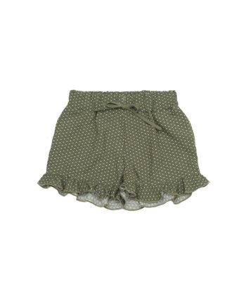 Shorts Pebbles Olive