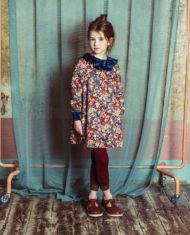 Cotton Tunic Amelia Blue