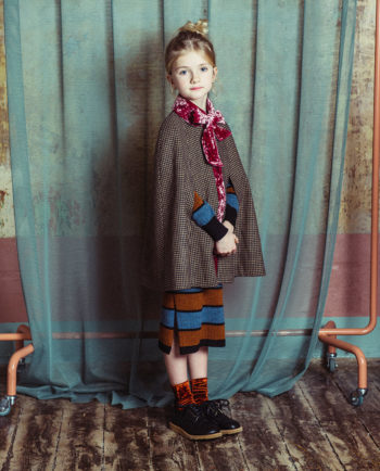 Wool Cape Paddington