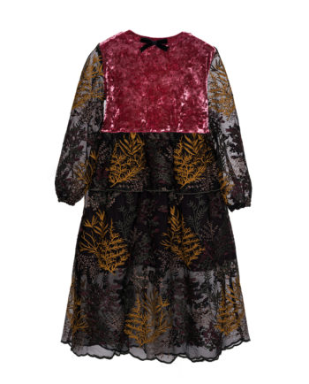 Lace Maxi Dress Wendy