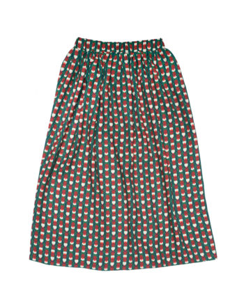 Viscose Skirt Lottie Green