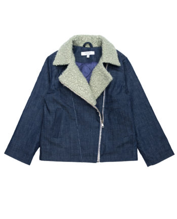 Denim Perfecto Jacket Ronja