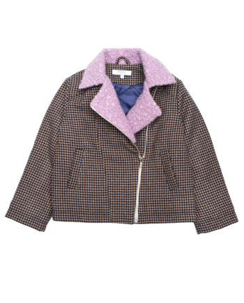 Wool Perfecto Jacket Paddington