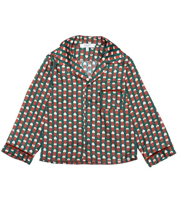 PJ Jacket Lottie Green