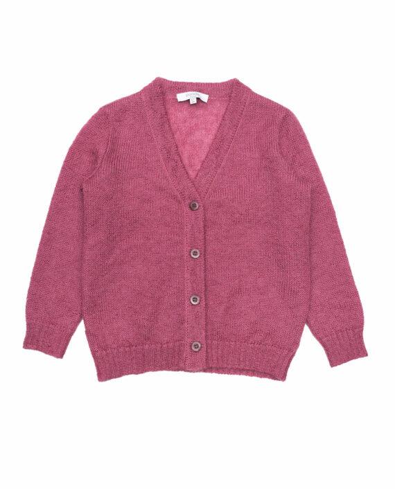 Mohair Cardigan Vasilisa Old Pink
