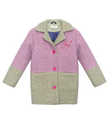 Fake Fur Coat Charlotte