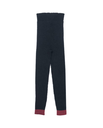 Merino Leggings Charlie Black