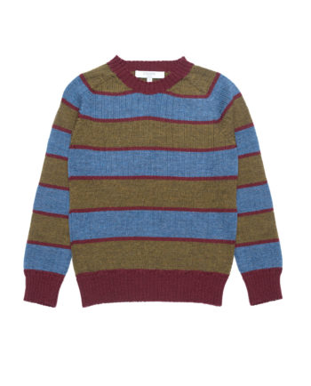 Merino Sweater Stuart Dark