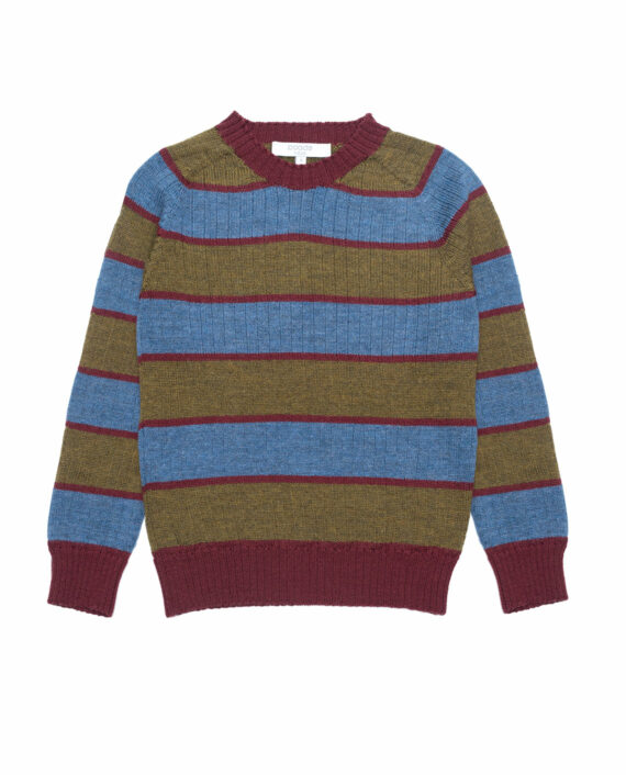 Merino Sweater Stuart Dark