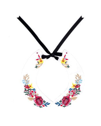 Embroidered Collar Matilda