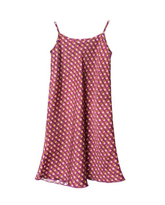 Slip Dress Lottie Purple