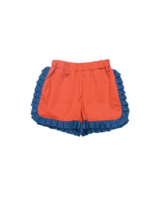 Cotton Shorts Terra