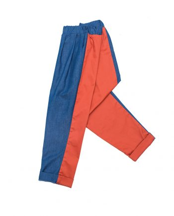 Double Sided Trousers Terra
