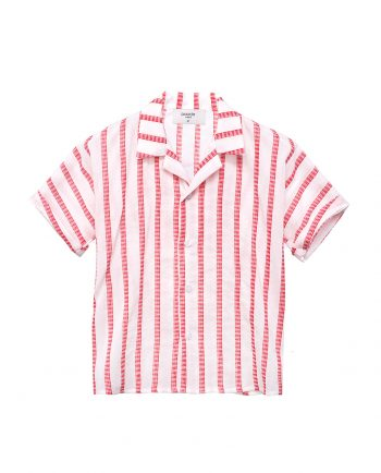 Cotton Shirt Scallop