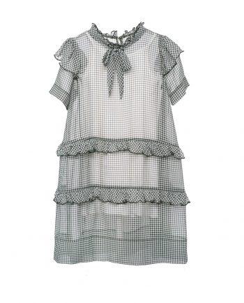 Chiffon Maxi Dress Marion