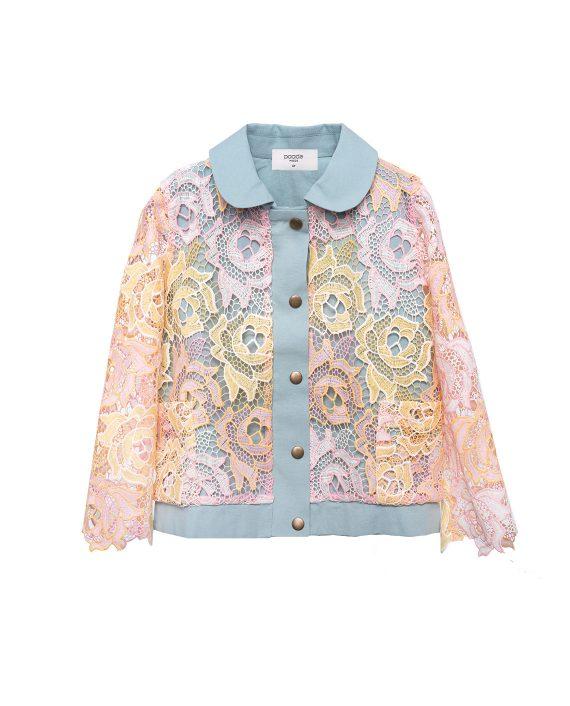 Lace Jacket Victoire