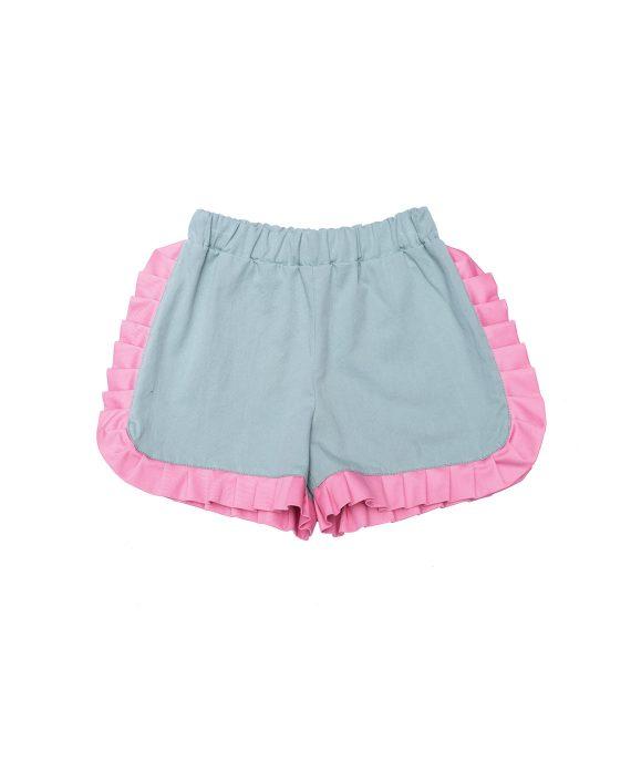 Cotton Shorts Maxime