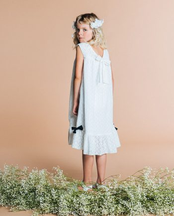 Cotton Maxi Dress Sophia