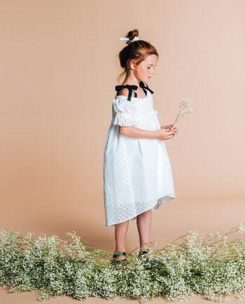 Cotton Dress Sophia
