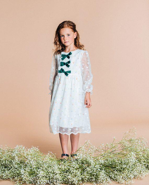 Lace Maxi Dress Greta