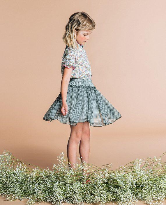 Chiffon Skirt Marion