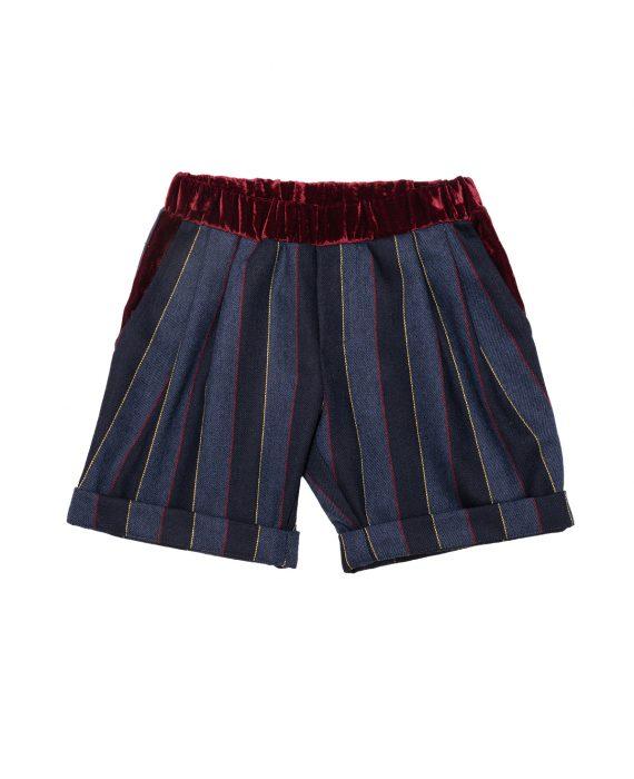 Wool Shorts Nora