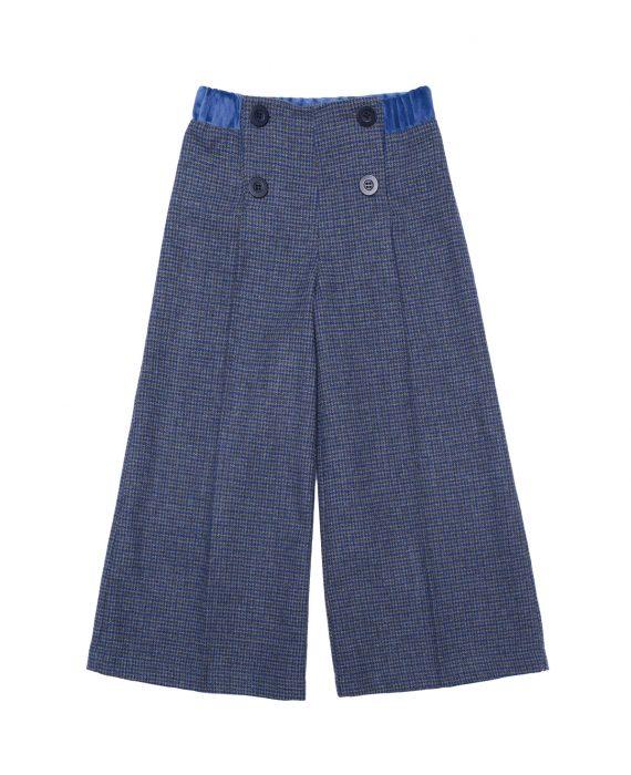Wool Trousers Bruno