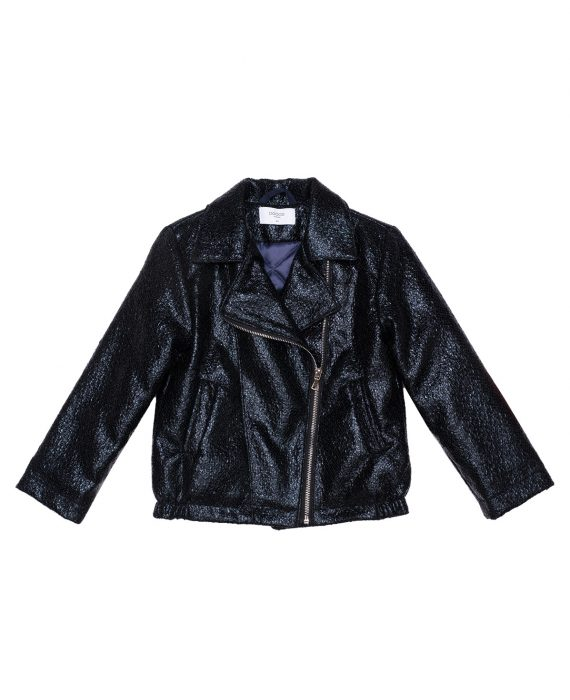 Faux Leather Perfecto Jacket Cher