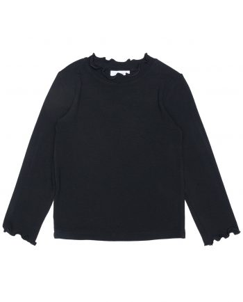 Jersey Turtleneck Mavis Black