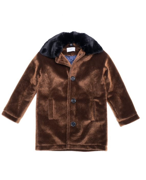 Faux Fur Coat Charles