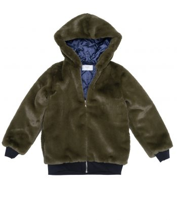 Bomber Jacket Joplin Green