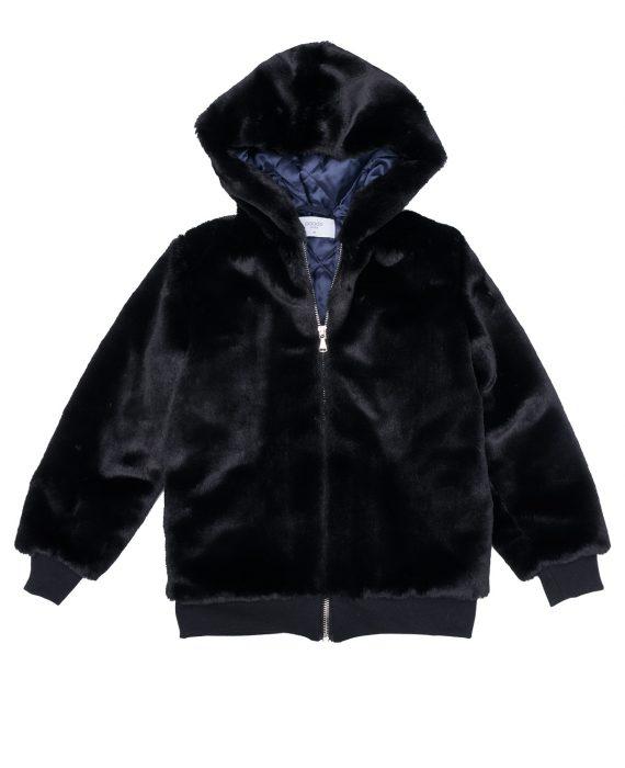Bomber Jacket Joplin Black