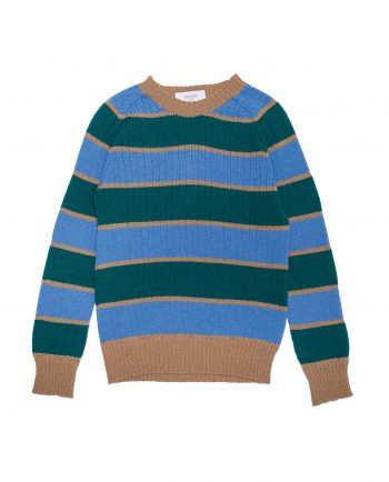 Merino Sweater Robbie Green