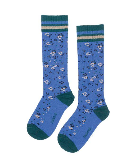 Cotton Socks Joni Blue