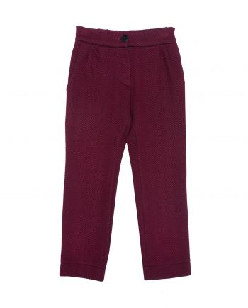 Jersey Trousers Johnny Red