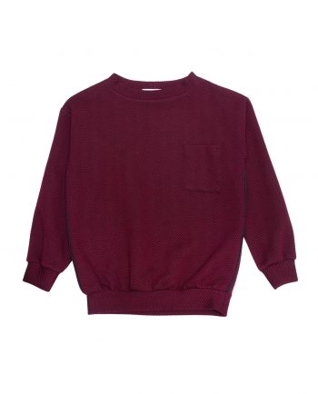 Jersey Sweater Johnny Red