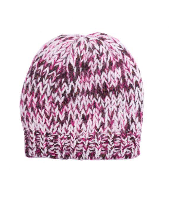 Alpaca Hat Harris Pink