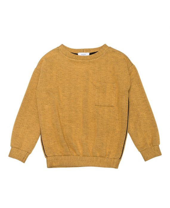 Jersey Sweater Johnny Yellow