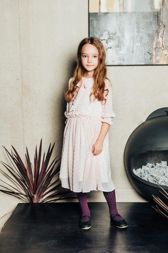 Chiffon Maxi Dress Celine